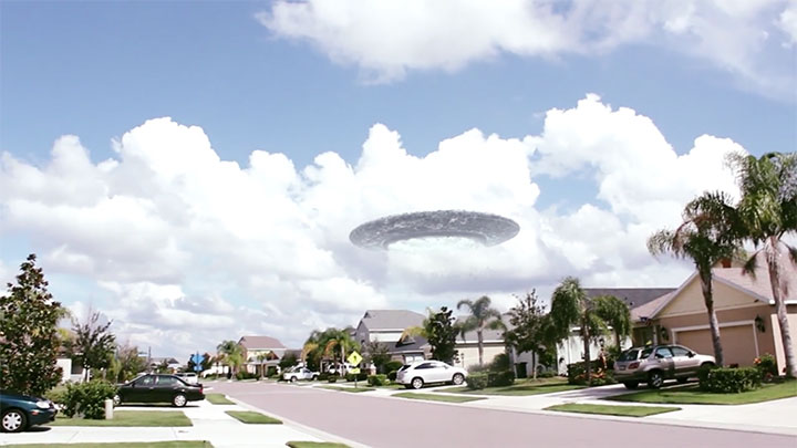 Creating-and-Tracking-a-UFO-with-Cinema-4D-and-After-Effects