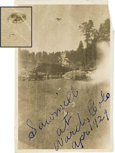 UFO-April-1929-Ward-Colorado-USA